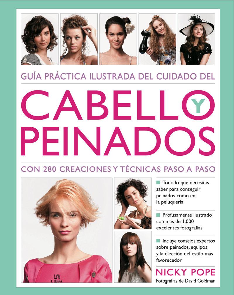 Guia Practica Ilustrada Del Cuidado Del Cabello Y Peinados Con 2 80