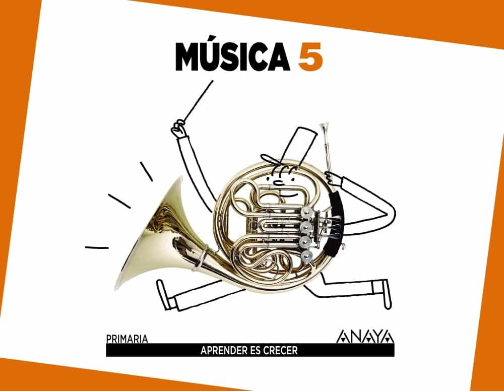 música 5. 5º tercer ciclo-9788467833744