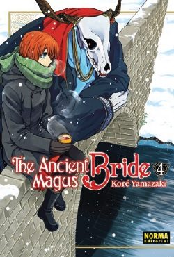 ANCIENT MAGUS BRIDE 4
