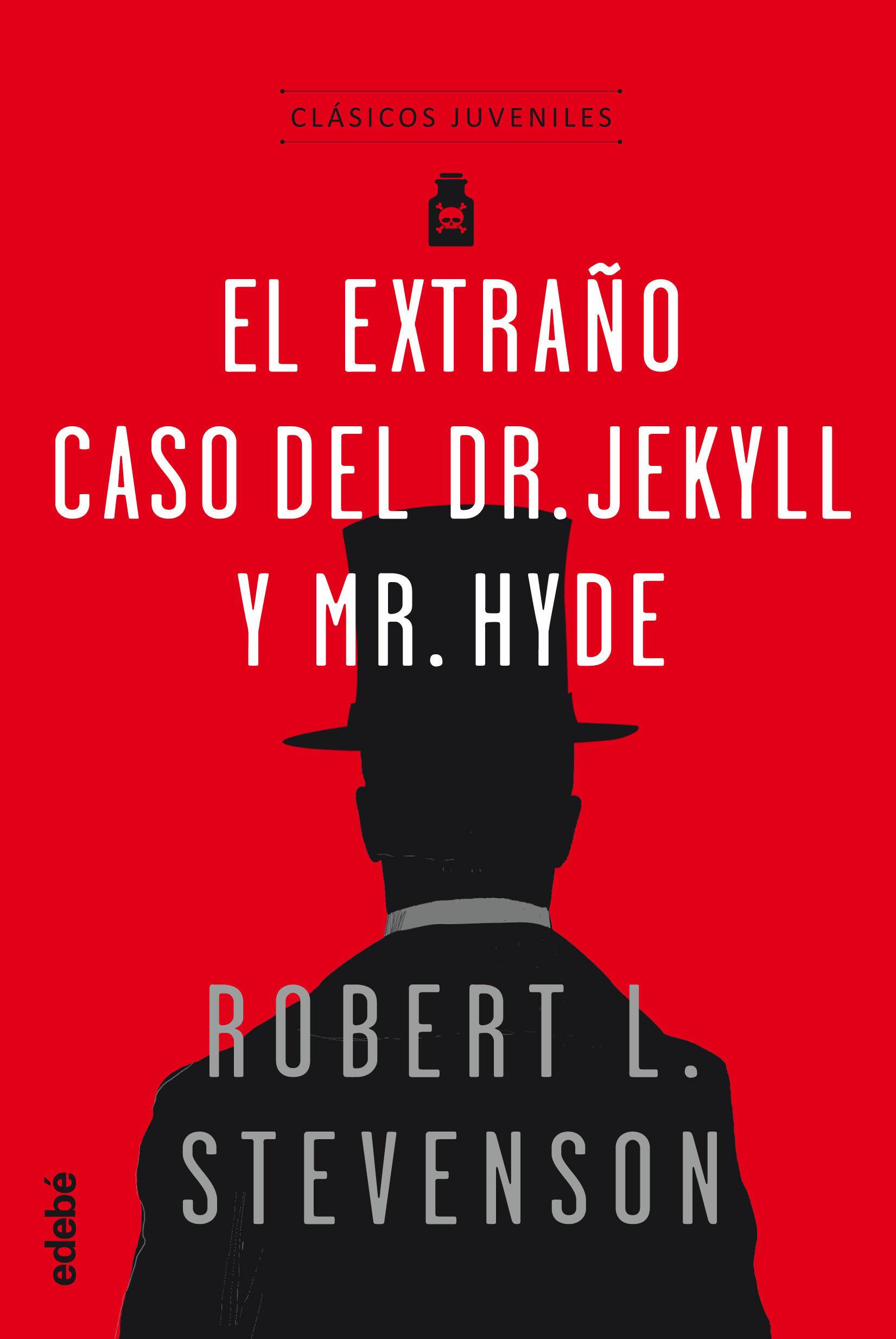 clasicos : el extraño caso del dr. jekyll y mr. hyde-robert l. stevenson-9788468334844
