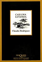 casi una leyenda-claudio rodriguez-9788472233744