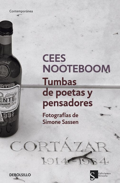 Tumbas De Poetas Y Pensadores por Cees Nooteboom;                                                                                    Simone Sassen