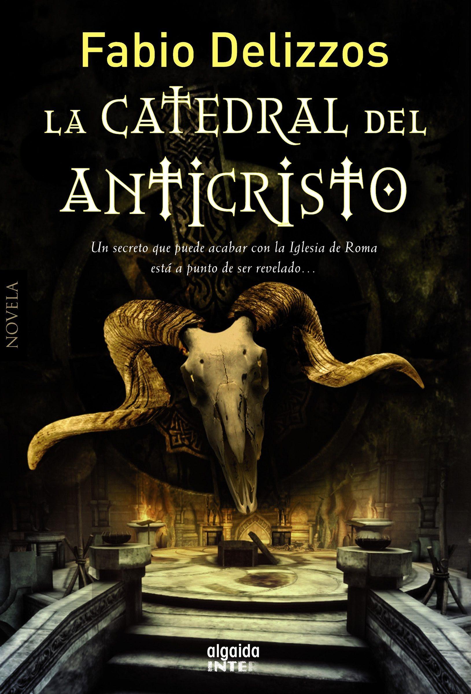 La catedral del anticristo ebook fabio delizzos 9788490671344