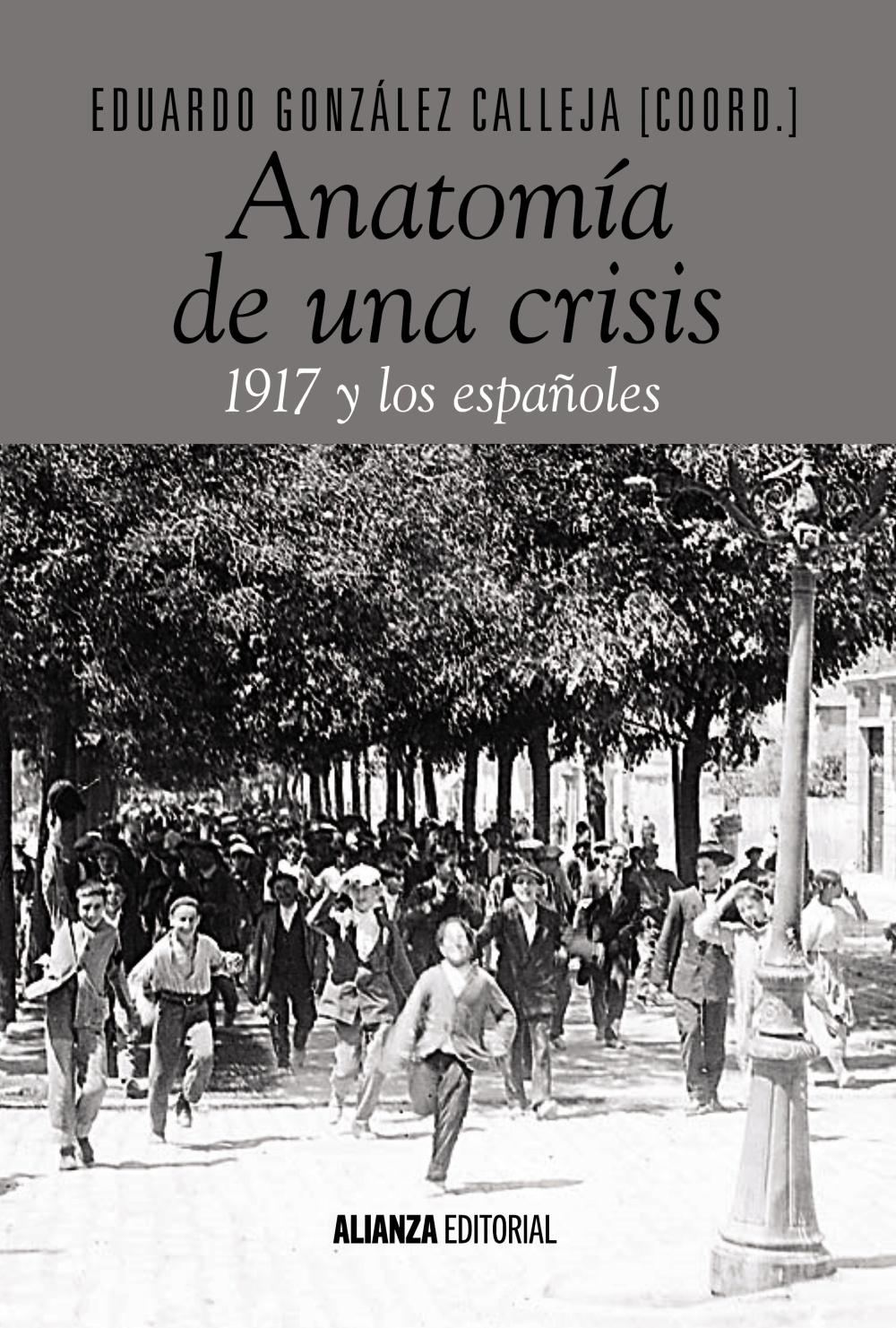 ANATOMÍA DE UNA CRISIS | EDUARDO GONZALEZ CALLEJA | Comprar libro ...
