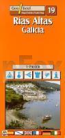 Rias Altas. Galicia (1:150000) (mapa Turistico 19) por Vv.aa. Gratis