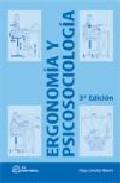 Ergonomia Y Psicosociologia. 3ª Ed. por Diego Gonzalez Maestre epub