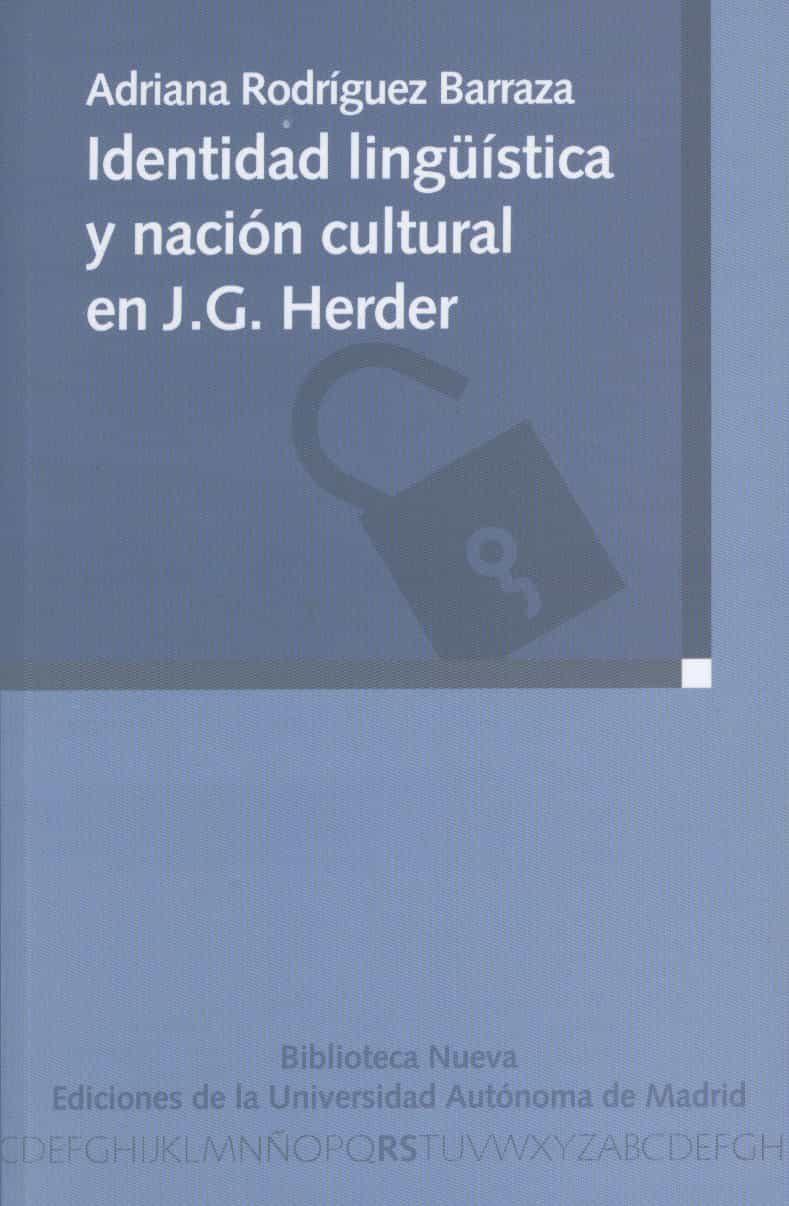 Resultado de imagen para Identidad lingüística y nación cultural en Johann Gottfried Herder