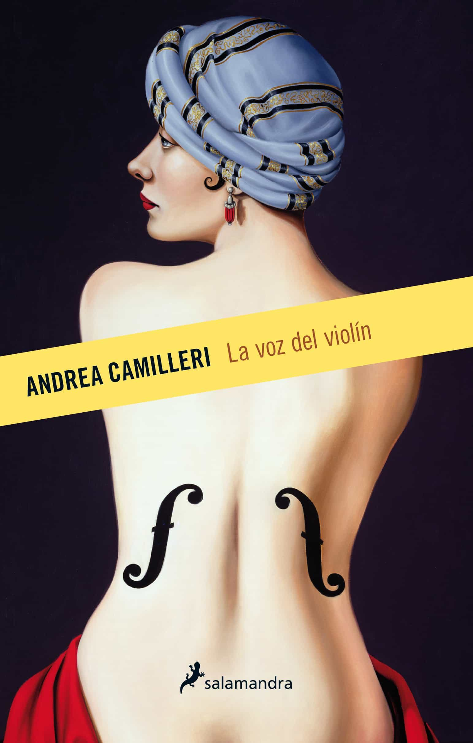 La Voz Del Violin (serie Montalbano 4) por Andrea Camilleri