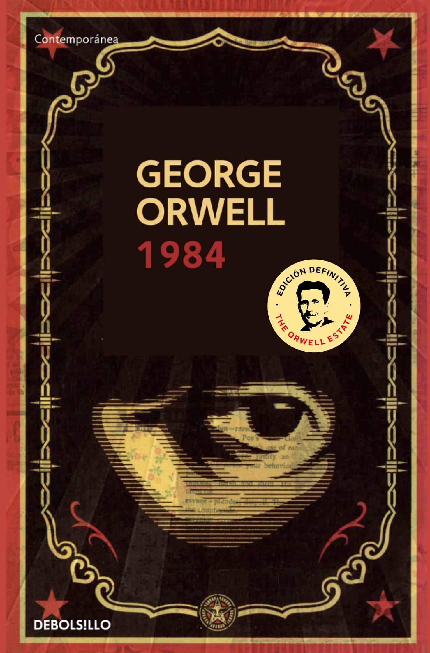 Resultado de imagen de 1984, de George Orwell