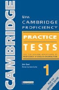new cambridge proficiency practice tests 1 pack (with cd + key)-jain cook-9789604035144