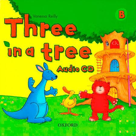 Three In A Tree B (cd) por Vv.aa.
