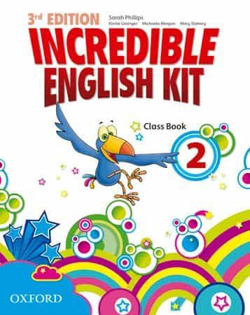 incredible english kit 2 cb 3 ed-9780194443654