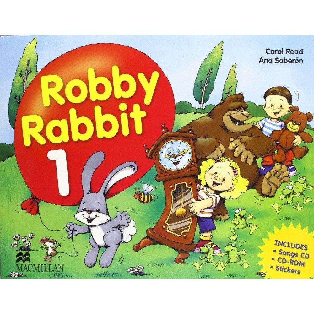 Robby Rabbit 1 Pack por Carol Read;                                                                                    Ana Soberon epub