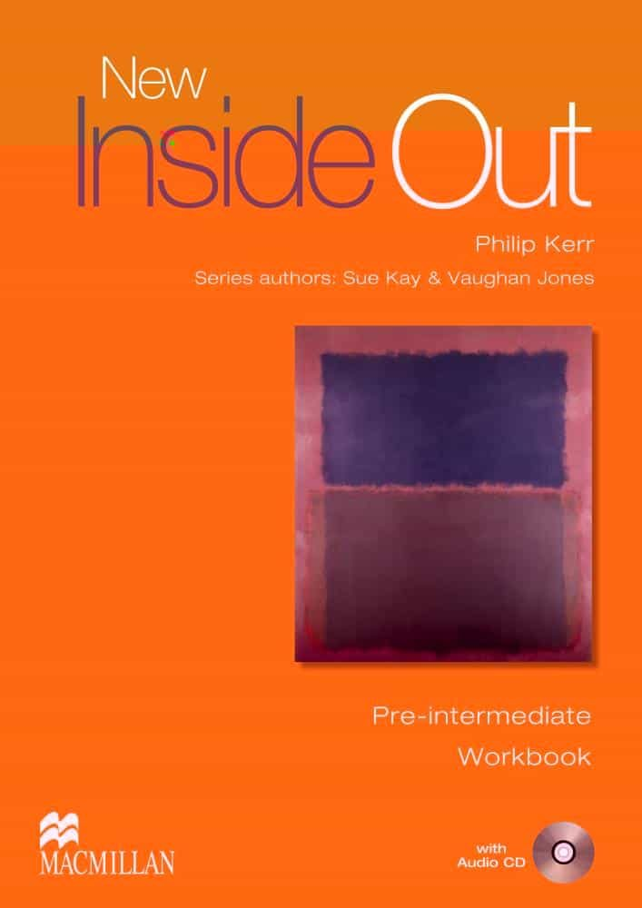 New Inside Out Pre-intermediate Workbook Pack Without Key por Vv.aa.