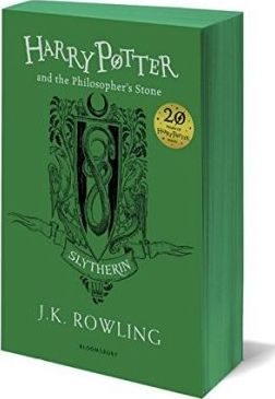 harry potter and the philosopher s stone - slytherin edition-j.k. rowling-9781408883754