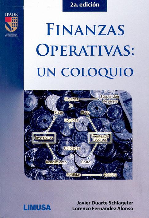 finanzas operativas un coloquio pdf