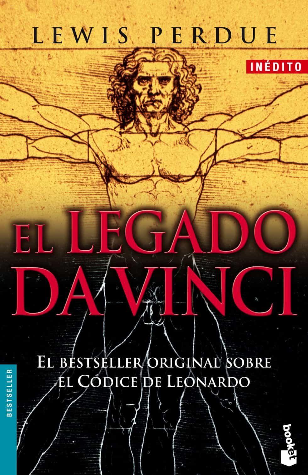 El Legado Da Vinci por Lewis Perdue Gratis
