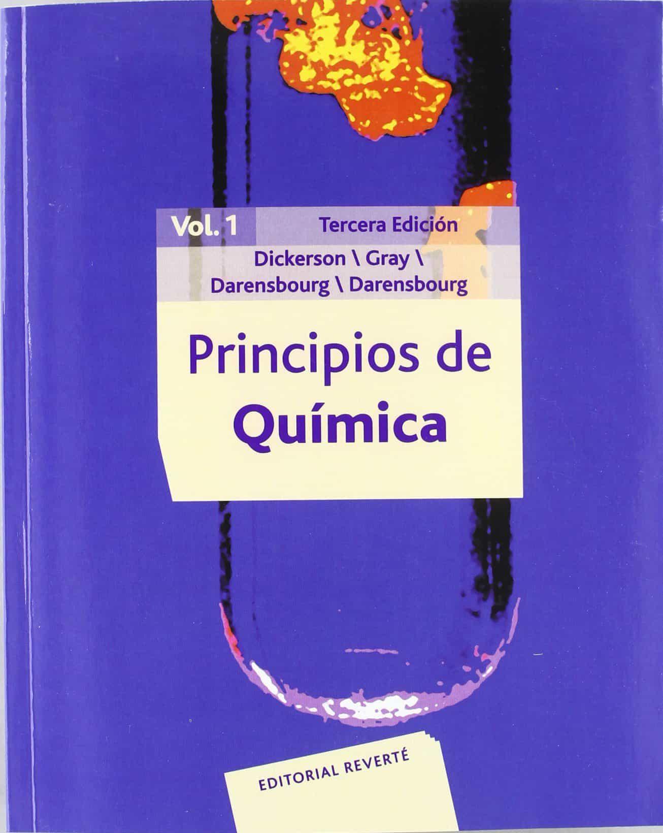 principios de quimica (3ª ed.)-richard e. ... [et al.] dickerson-9788429171754