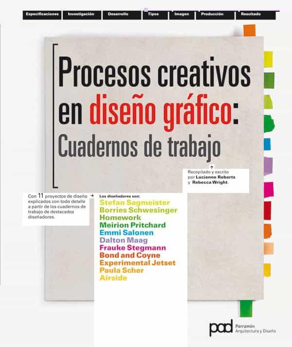 PROCESOS CREATIVOS EN EL DISEÑO GRAFICO: CUADERNOS DE TRABAJO ...