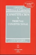 Constitucion Y Tribunal Constitucional (23ª Ed.) por Vv.aa. Gratis