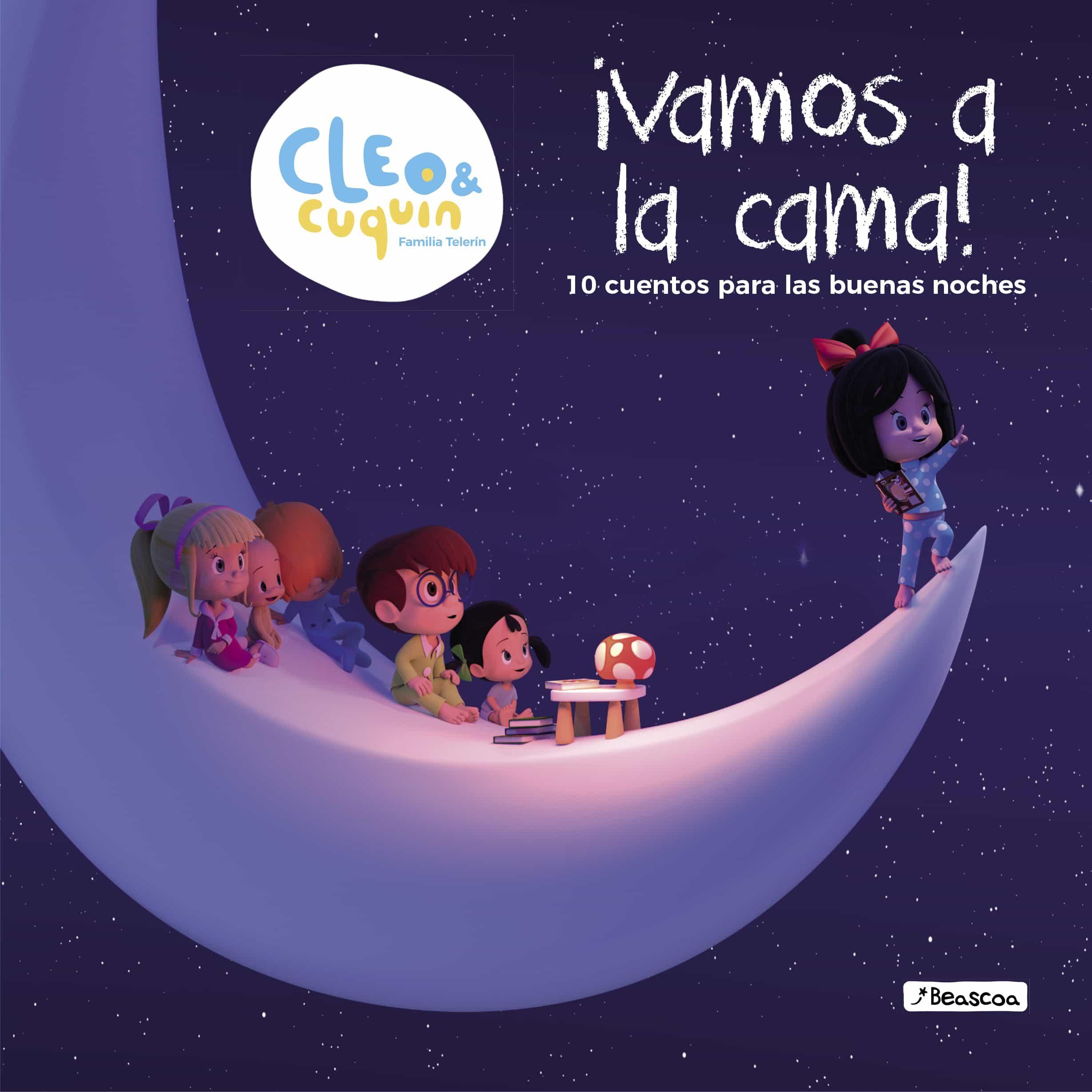 Vamos A La Cama (cleo Y Cuquin. Primeras Lecturas) por Vv.aa.