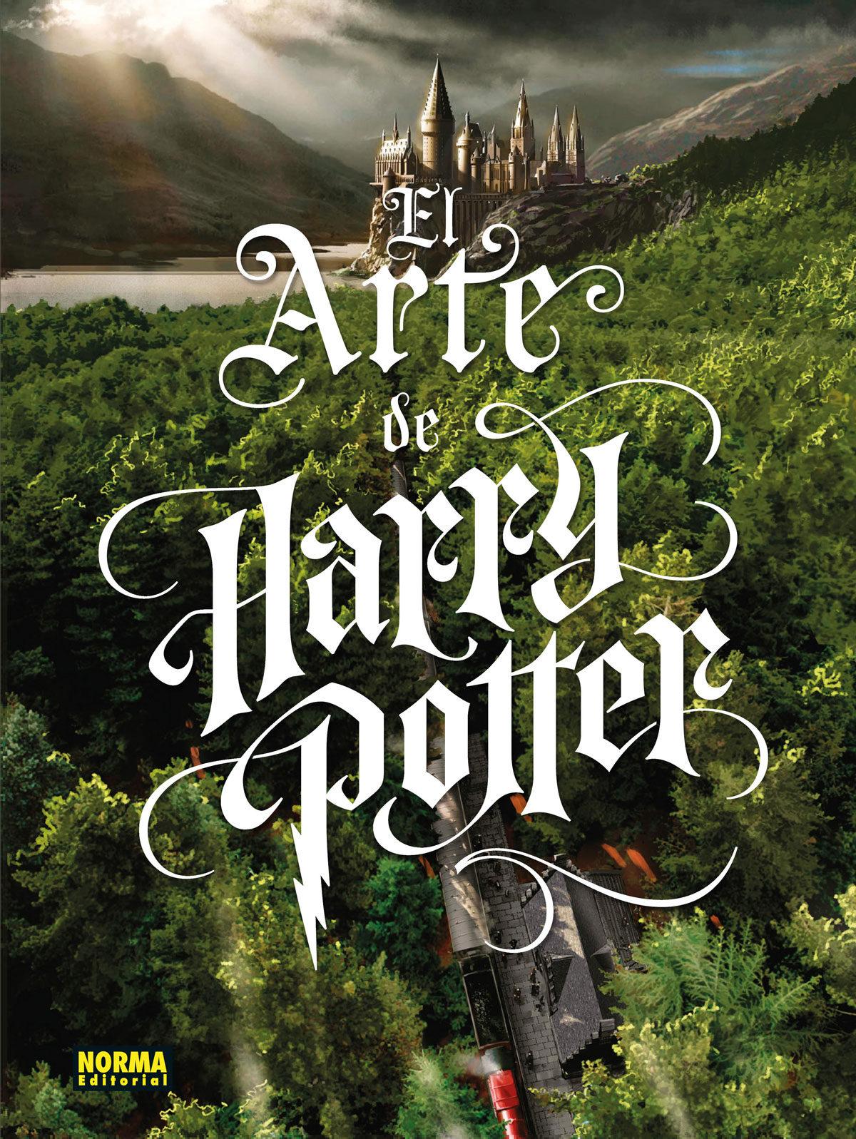 el arte de harry potter-marc sumerak-9788467928754