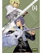 Final Fantasy Type-0 El Verdugo De Hielo 4 por Takatoshi Shiozawa
