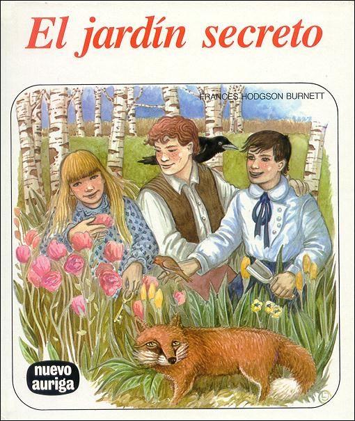 El Jardin Secreto Frances Hodgson Burnett Comprar Libro Mexico