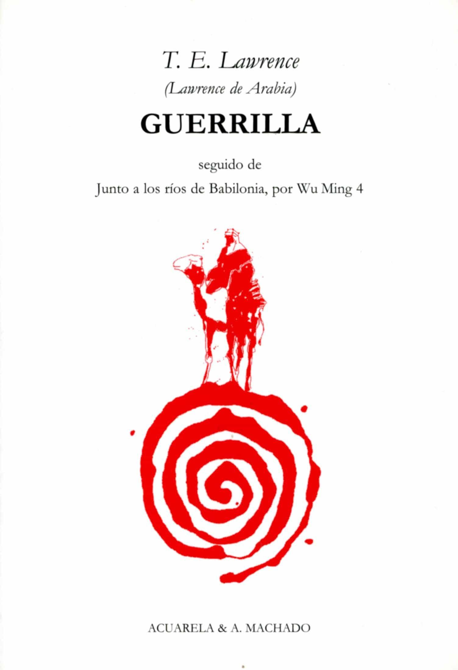 guerrilla-t.e. lawrence-9788477741954