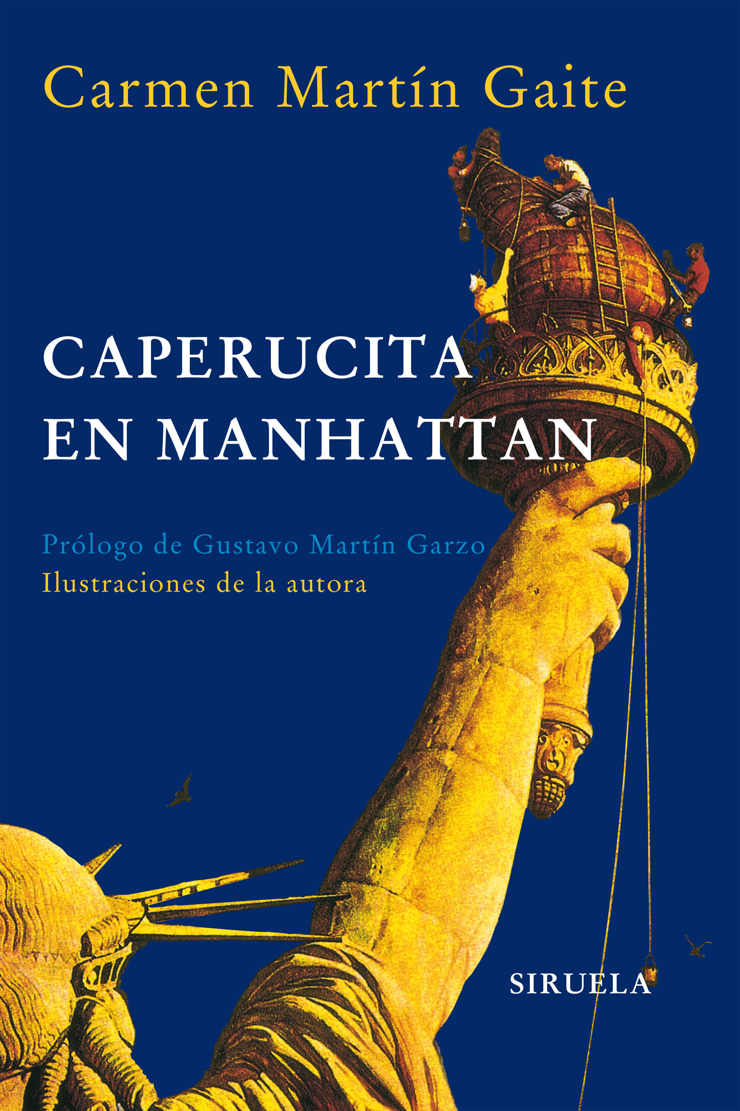Caperucita En Manhattan por Carmen Martin Gaite epub