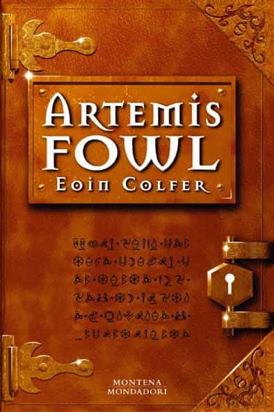 Resultado de imagen de artemis fowl eoin colfer