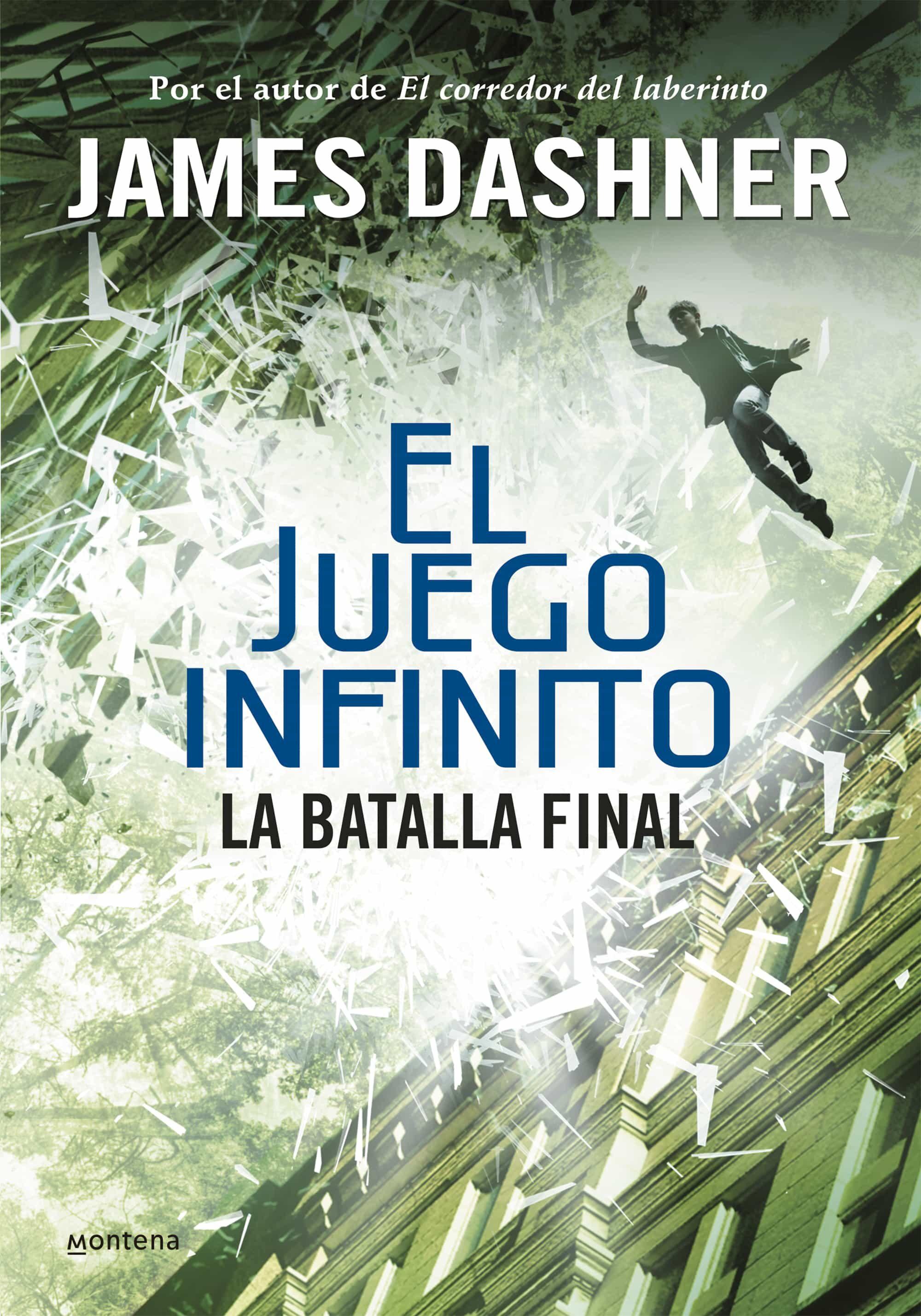 la batalla final (el juego infinito 3)-james dashner-9788490435854
