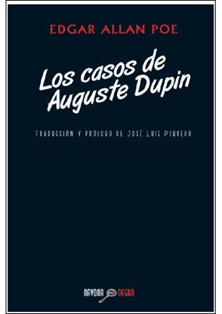 Resultado de imagen para Los casos de Auguste Dupin