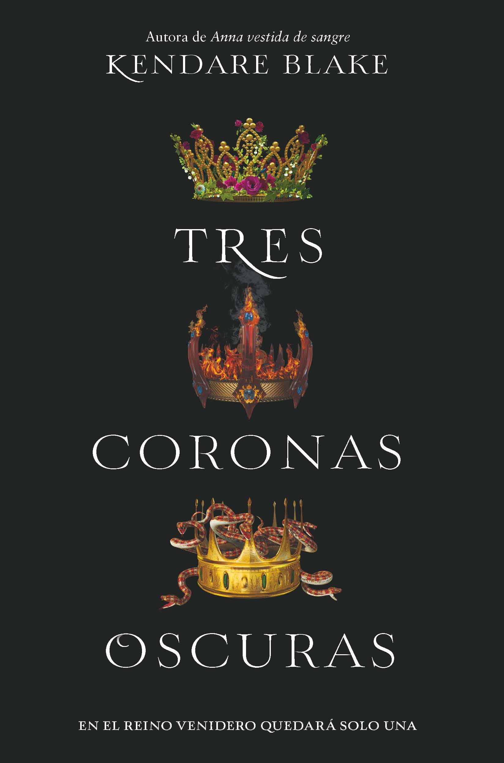 Image result for tres coronas oscuras