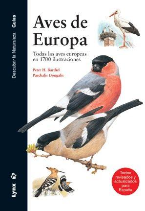 aves de europa-peter h. barthel-9788496553354
