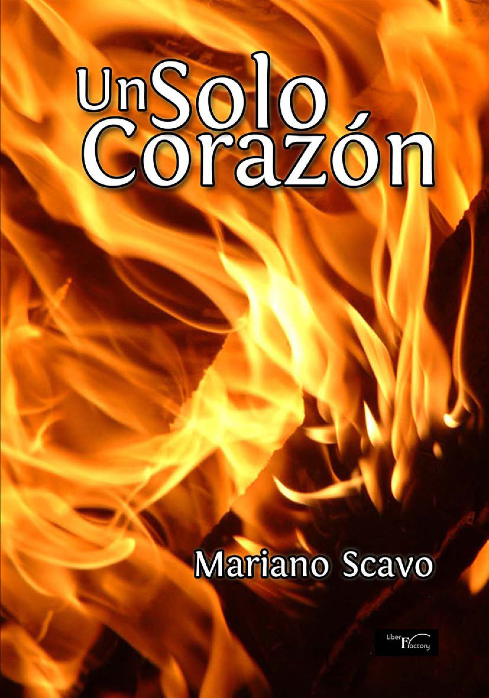 un solo corazón (ebook)-mariano scavo-9788499494654