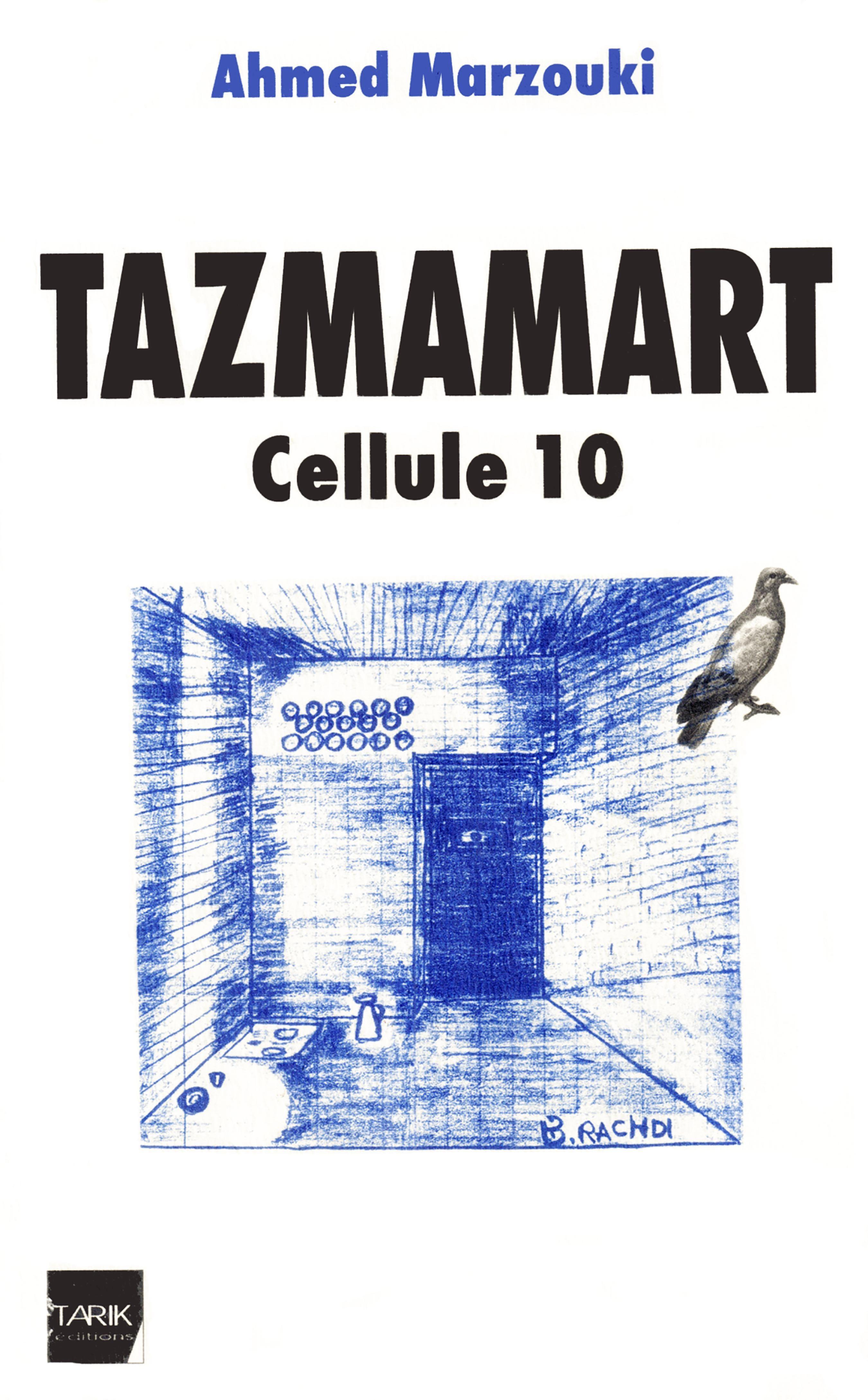 livre tazmamart