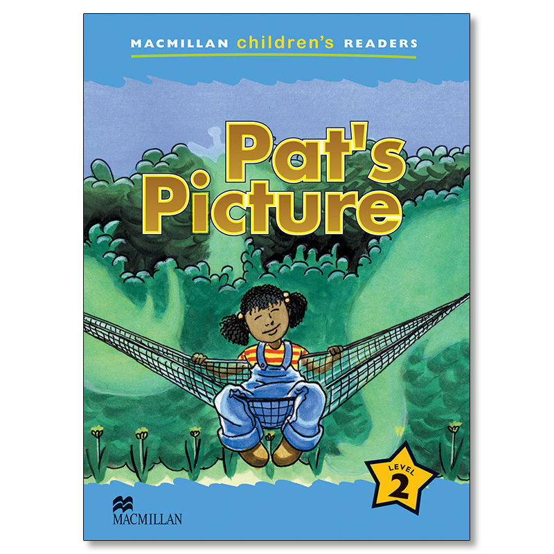 macmillan children s readers: 2 pat s picture (int)-9781405057264