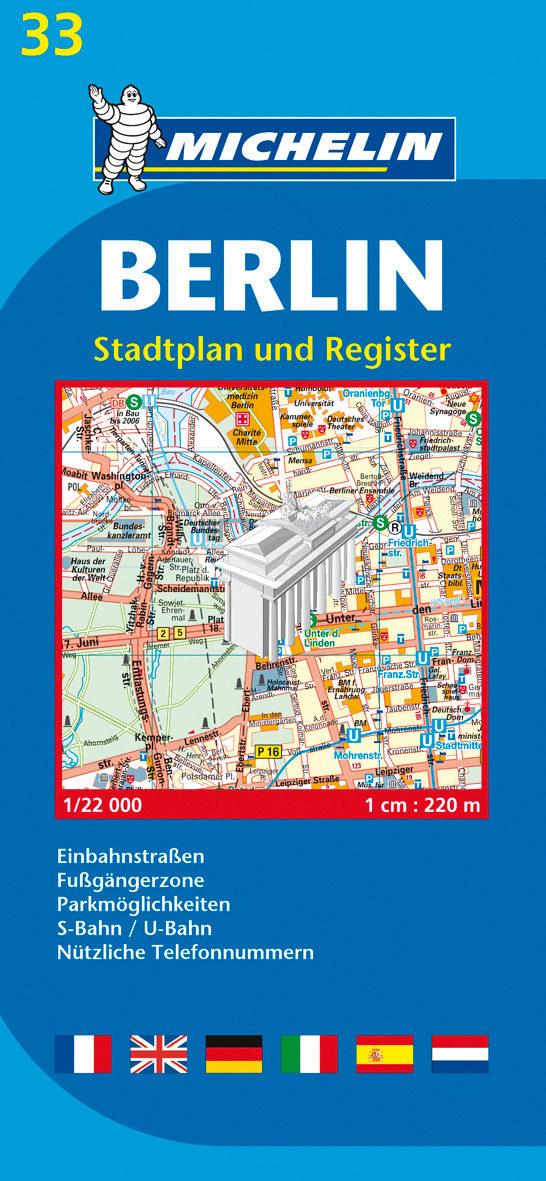 Berlin (plano) (19033) por Vv.aa. epub