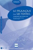 Le Français Para Les Textes I - Claves (nouvelle Couverture)