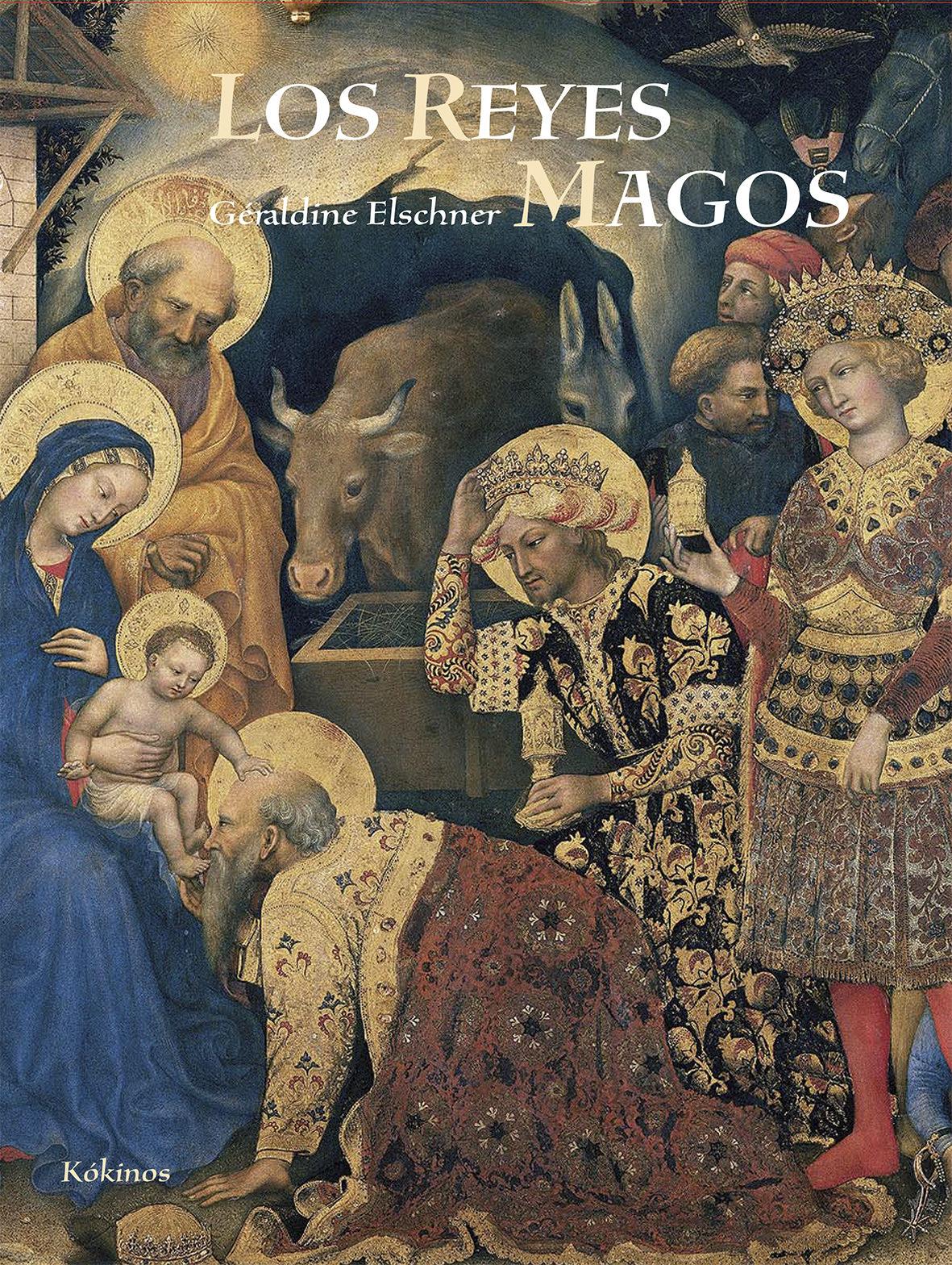 los reyes magos-geraldine eschner-9788416126064