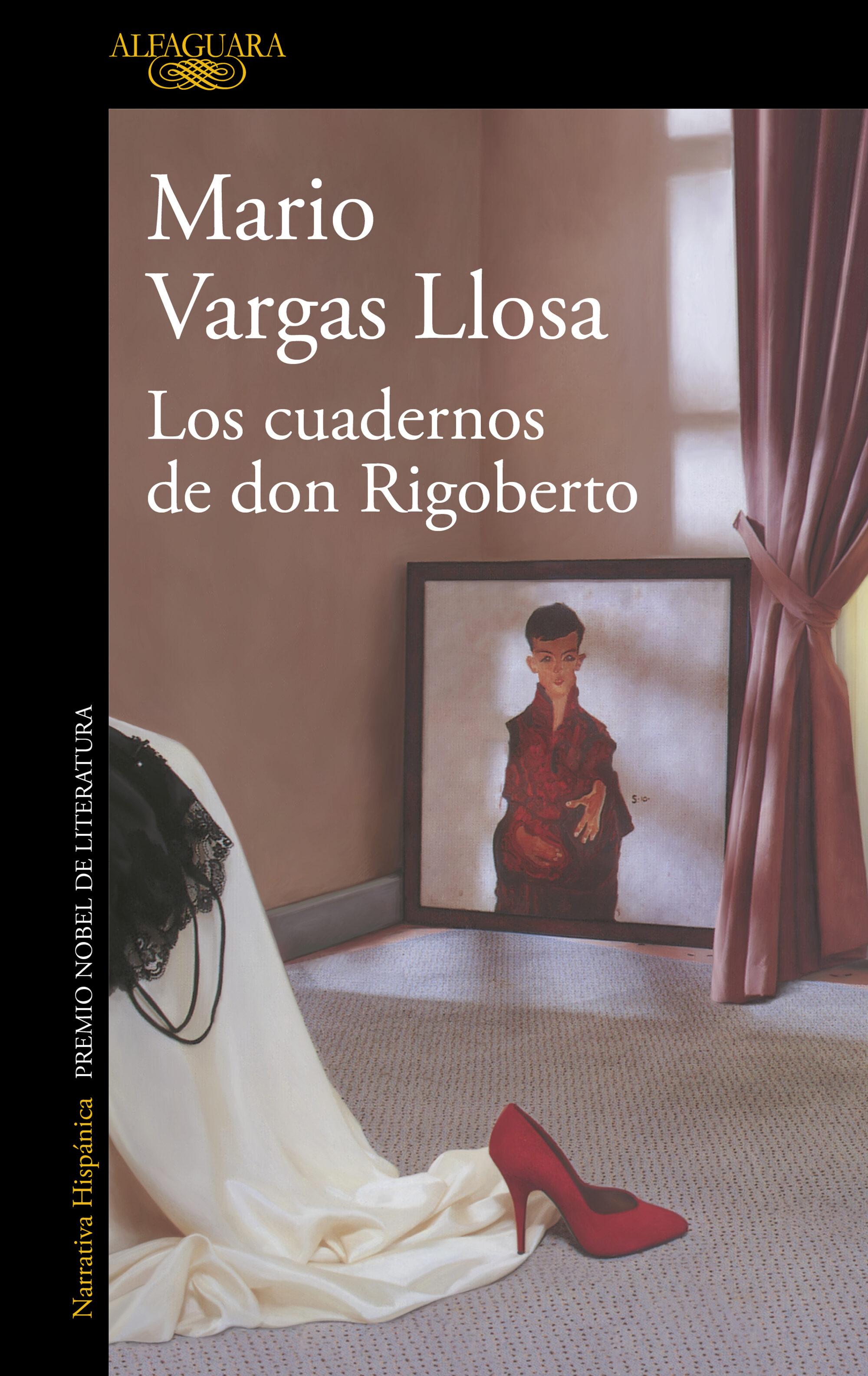 Los Cuadernos De Don Rigoberto (ebook)mario Vargas Llosa9788420489964