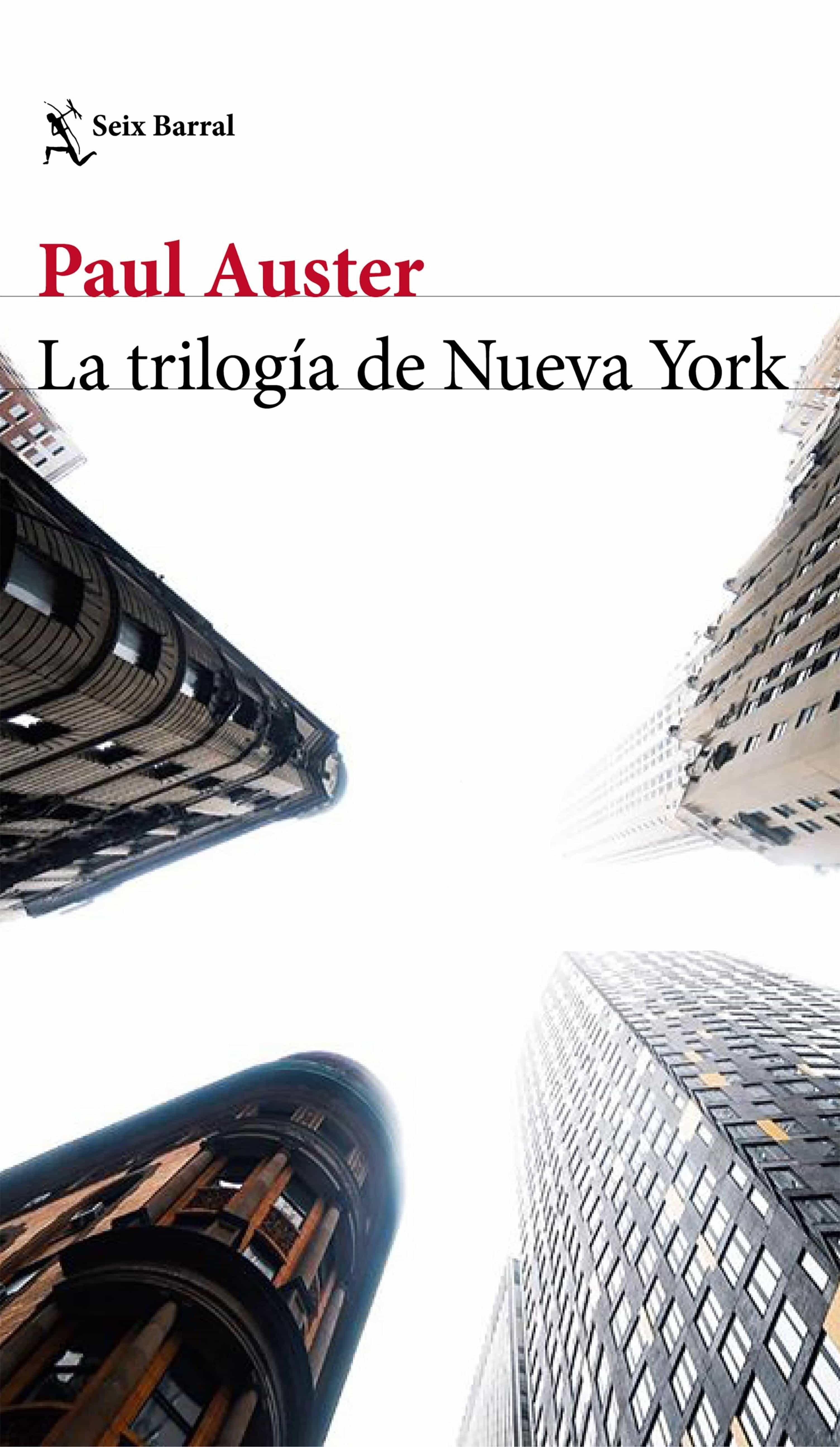 La Trilogía De Nueva York   por Paul Auster