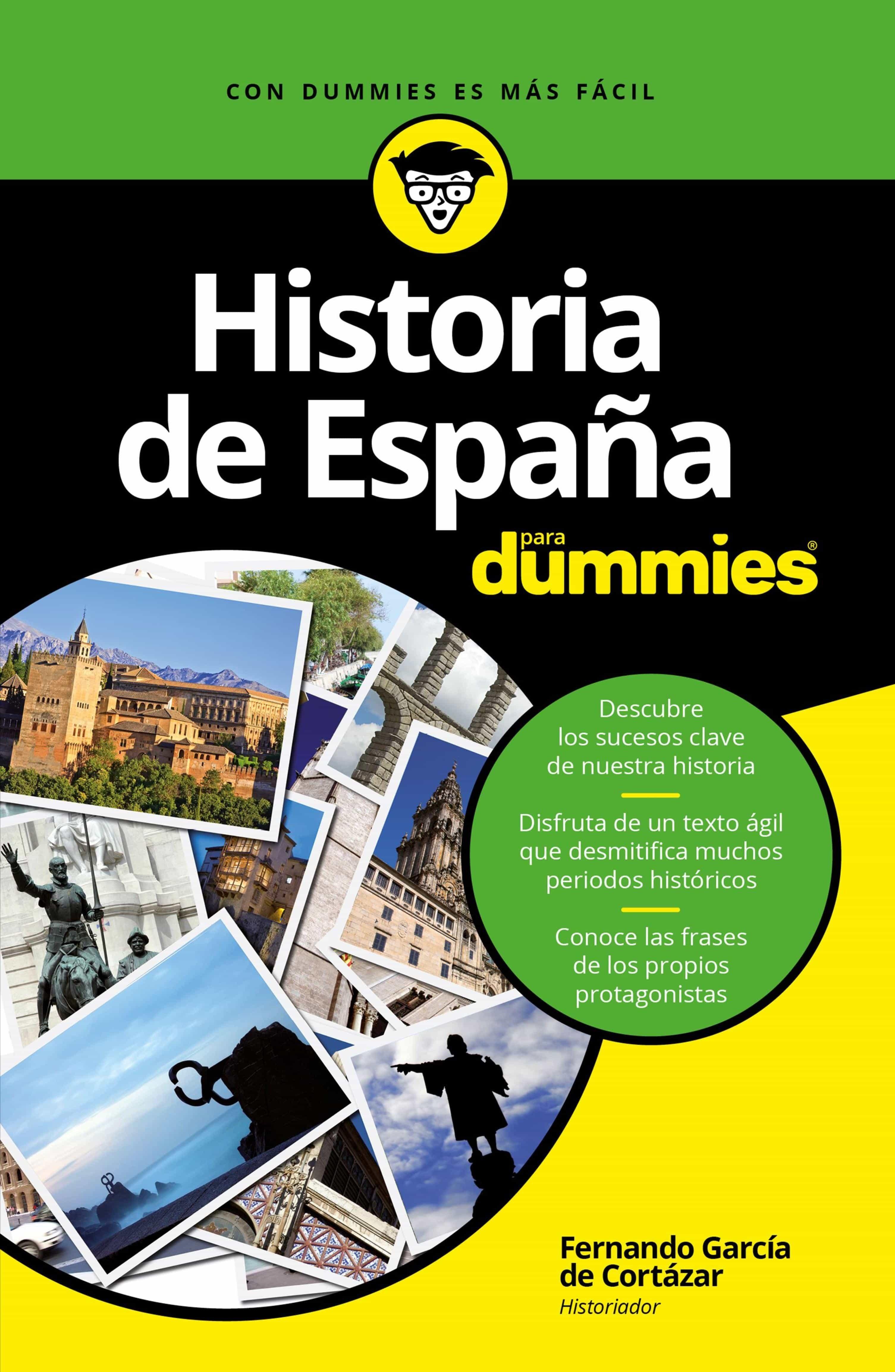 Historia De España Para Dummies   por Fernando Garcia De Cortazar