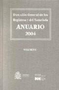 Anuario De La Direccion General De Los Registros Y Del Notariado por Vv.aa. epub