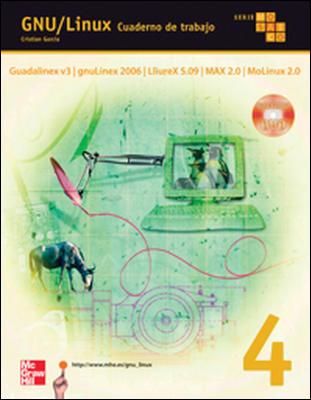 Gnu/linux (4º Eso): Cuaderno De Trabajo por Cristian Garcia Marcos