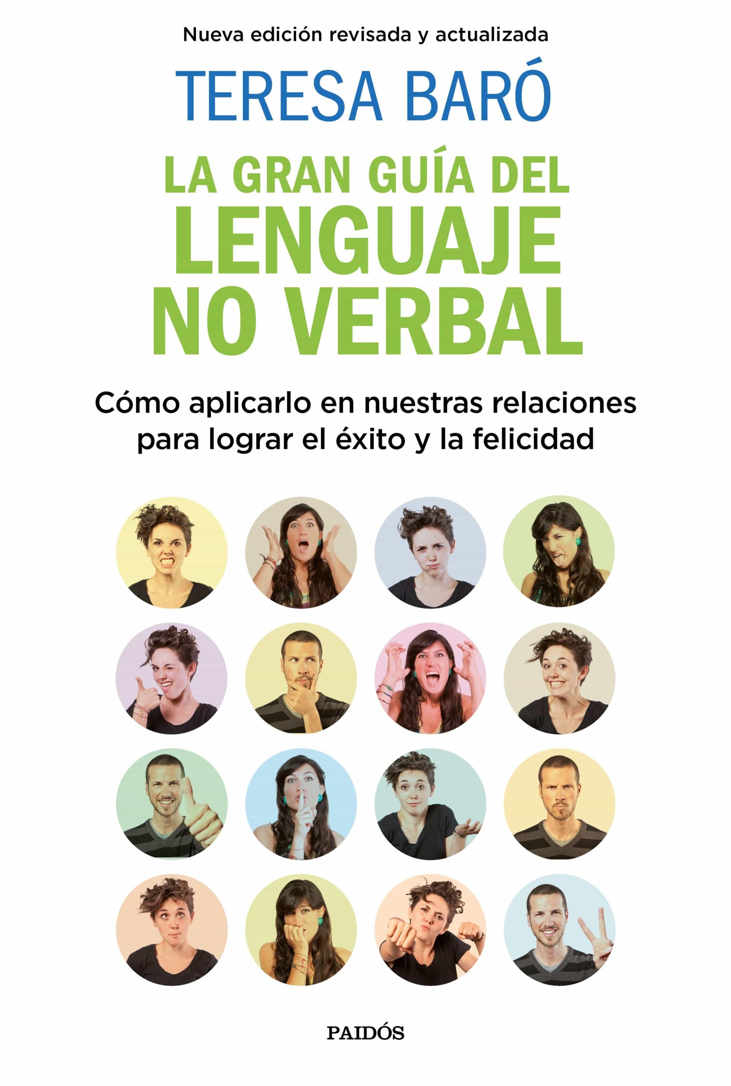 la gran guía del lenguaje no verbal (ebook)-teresa baro-9788449327964