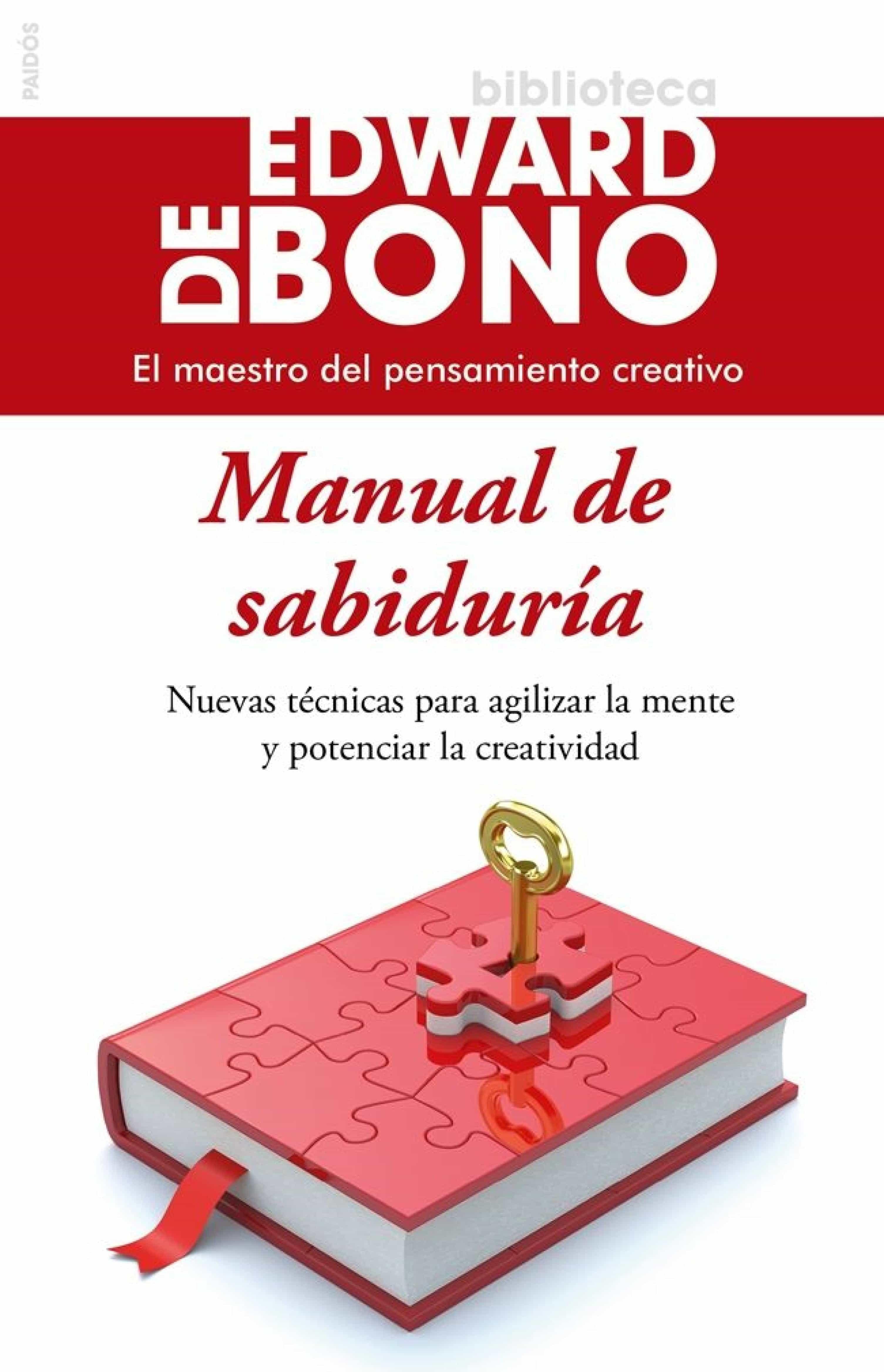 Manual De Sabiduría   por Edward De Bono