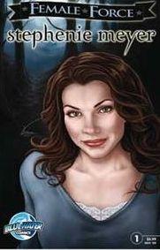 Stephenie Meyer. Female Force por Dave Macneil;                                                                                                                                                                                                          Ryan Burton epub