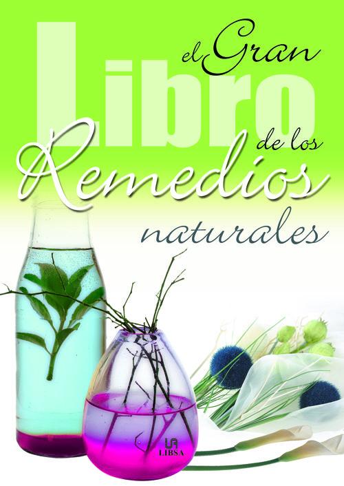 El Gran Libro De Los Remedios Naturales por Vv.aa. epub
